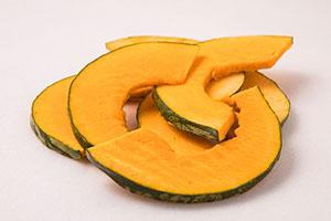 かぼちゃスライス